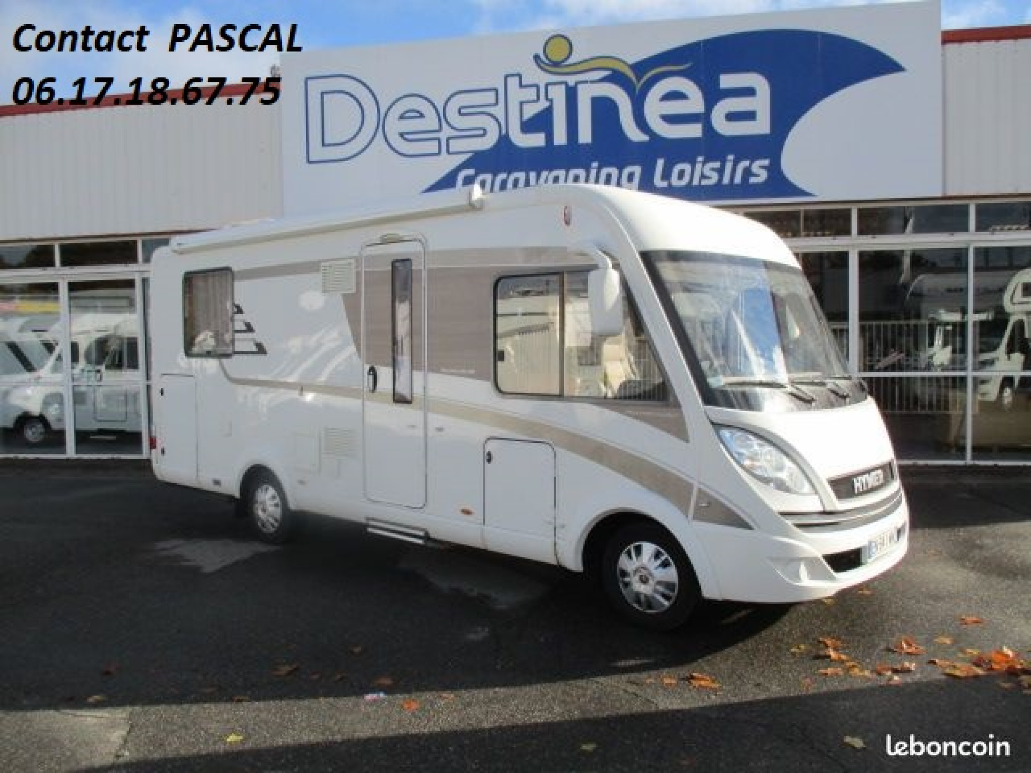 Camping-car HYMER HYMER B598 - LIT CENTRAL - 6.99m - CHASSIS ALKO -