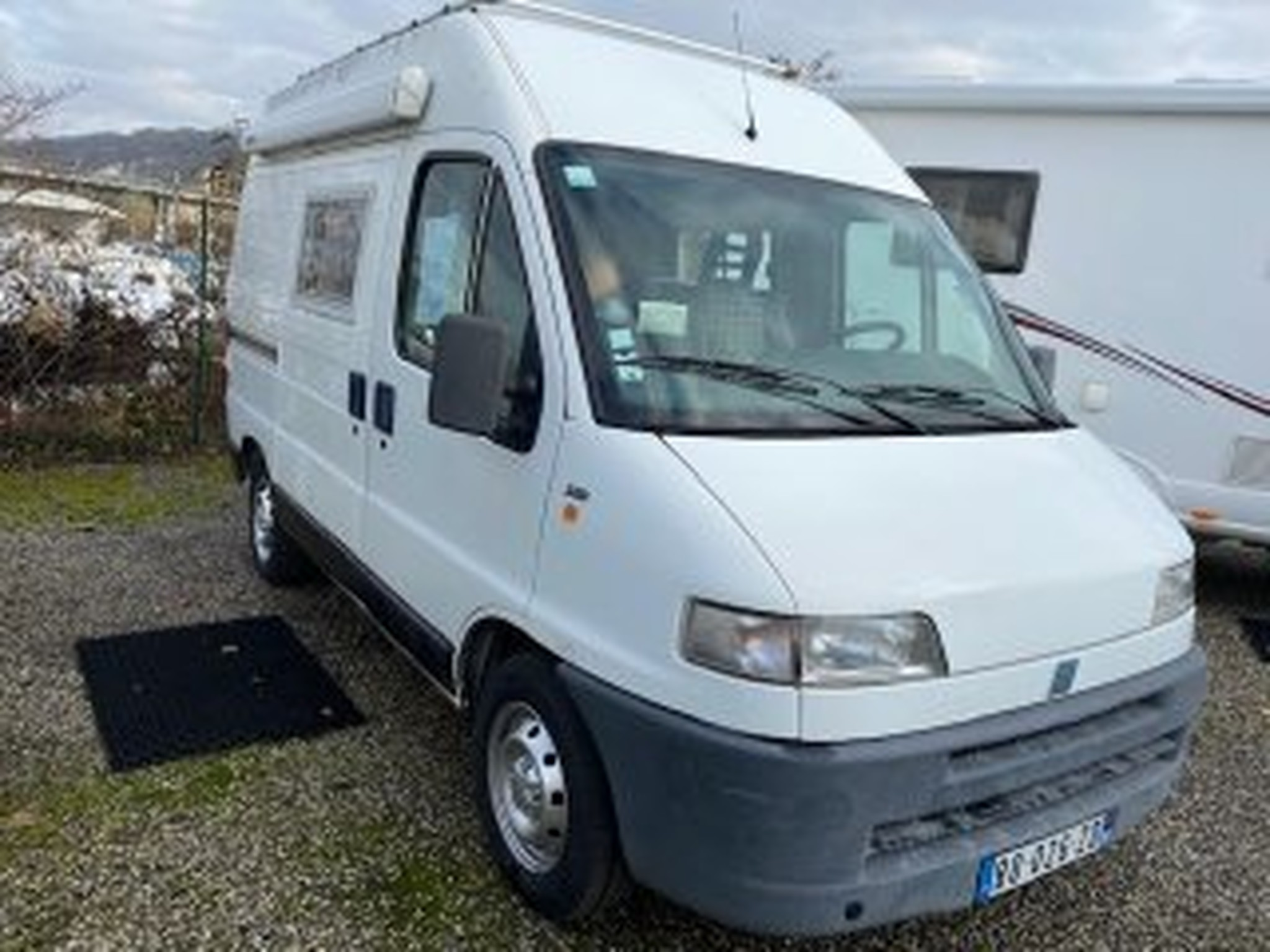 Camping-car FIAT Ducato H1