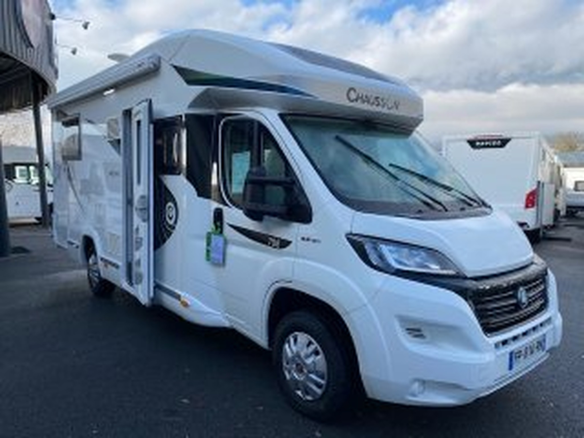 Camping-car CHAUSSON 708