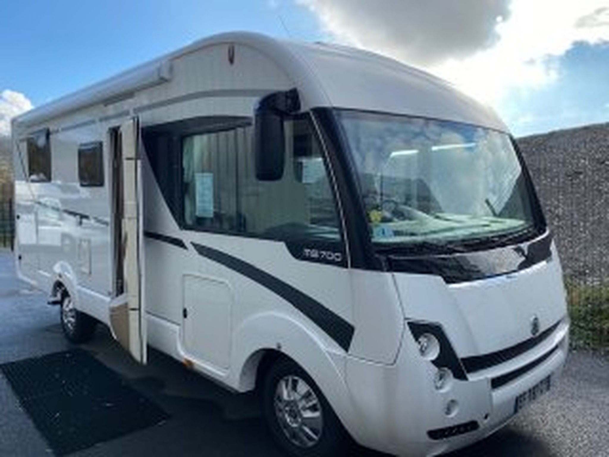Camping-car ITINEO Mb 700