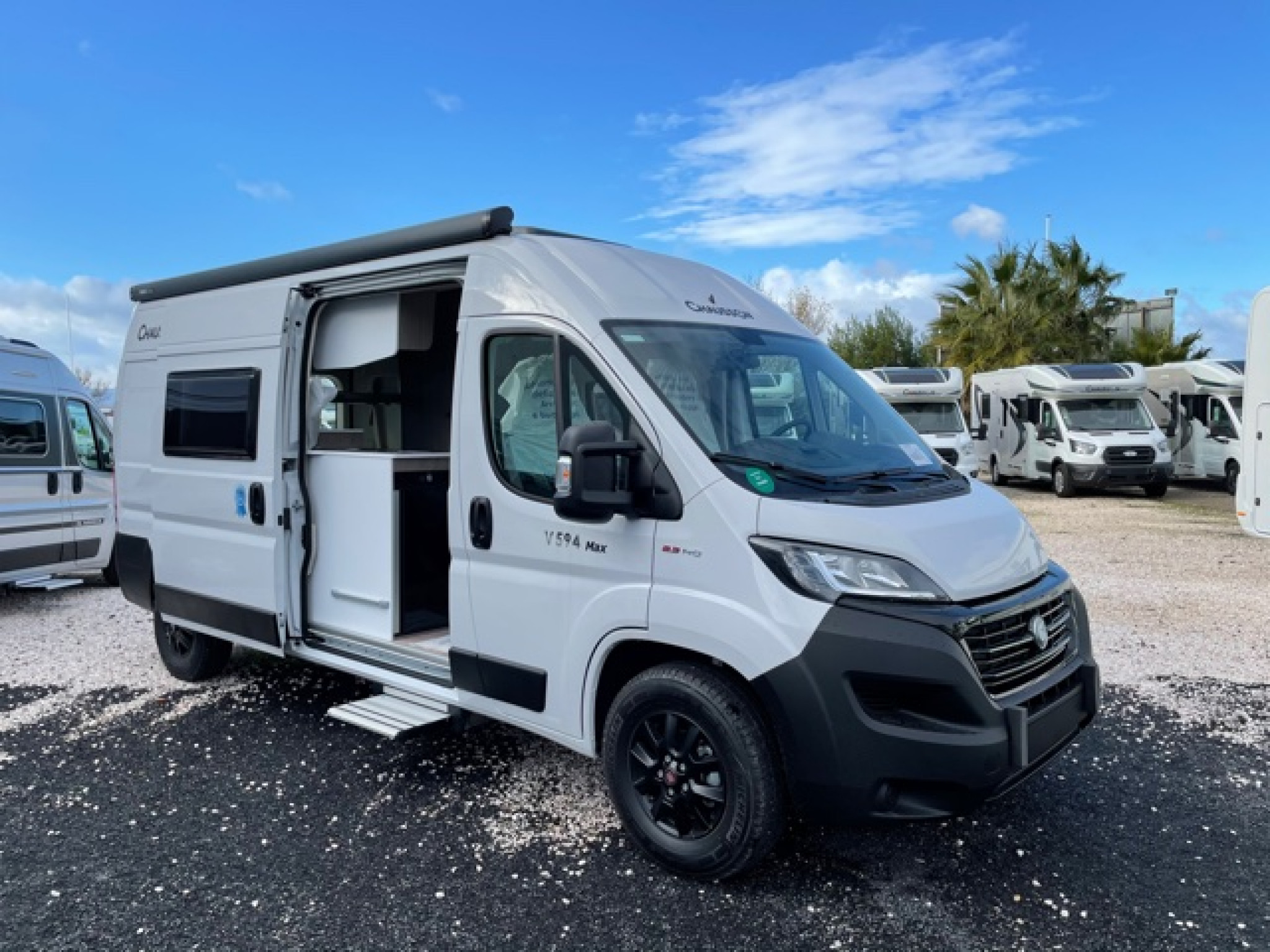 Camping-car CHAUSSON V594 M FIRST LINE