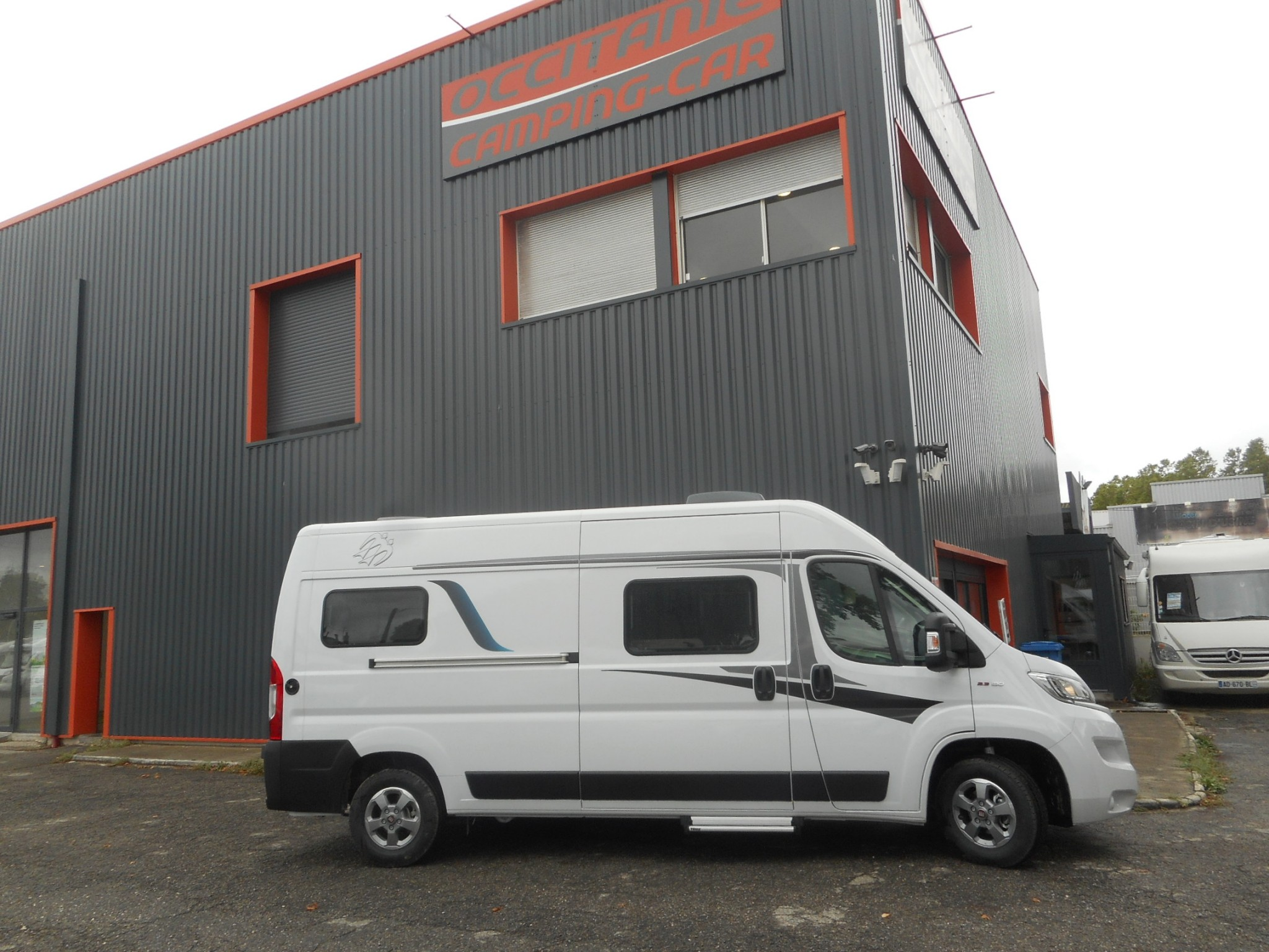 Camping-car KNAUS 600 LIFETIME