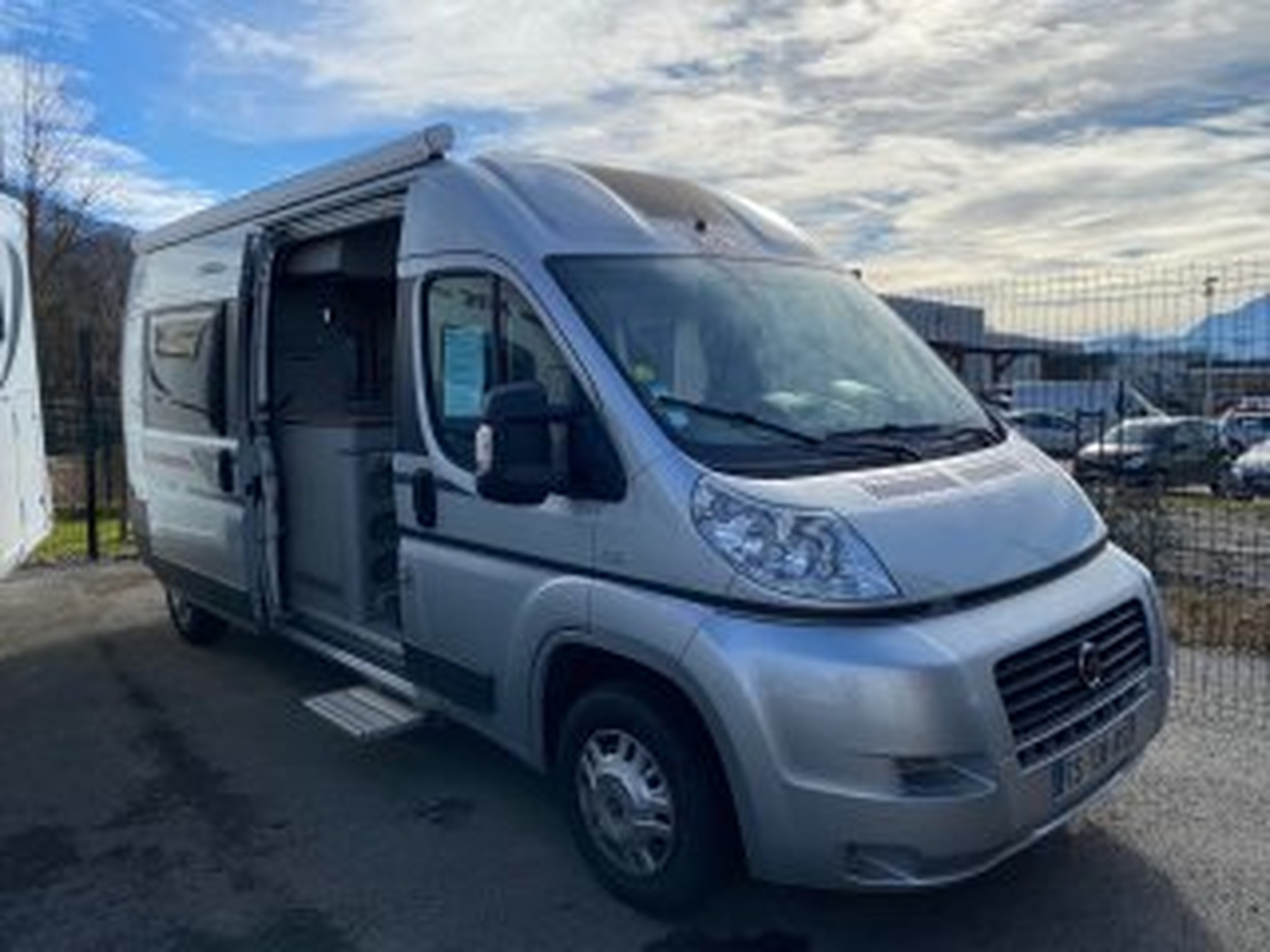 Camping-car ADRIA Twin 600 Sf