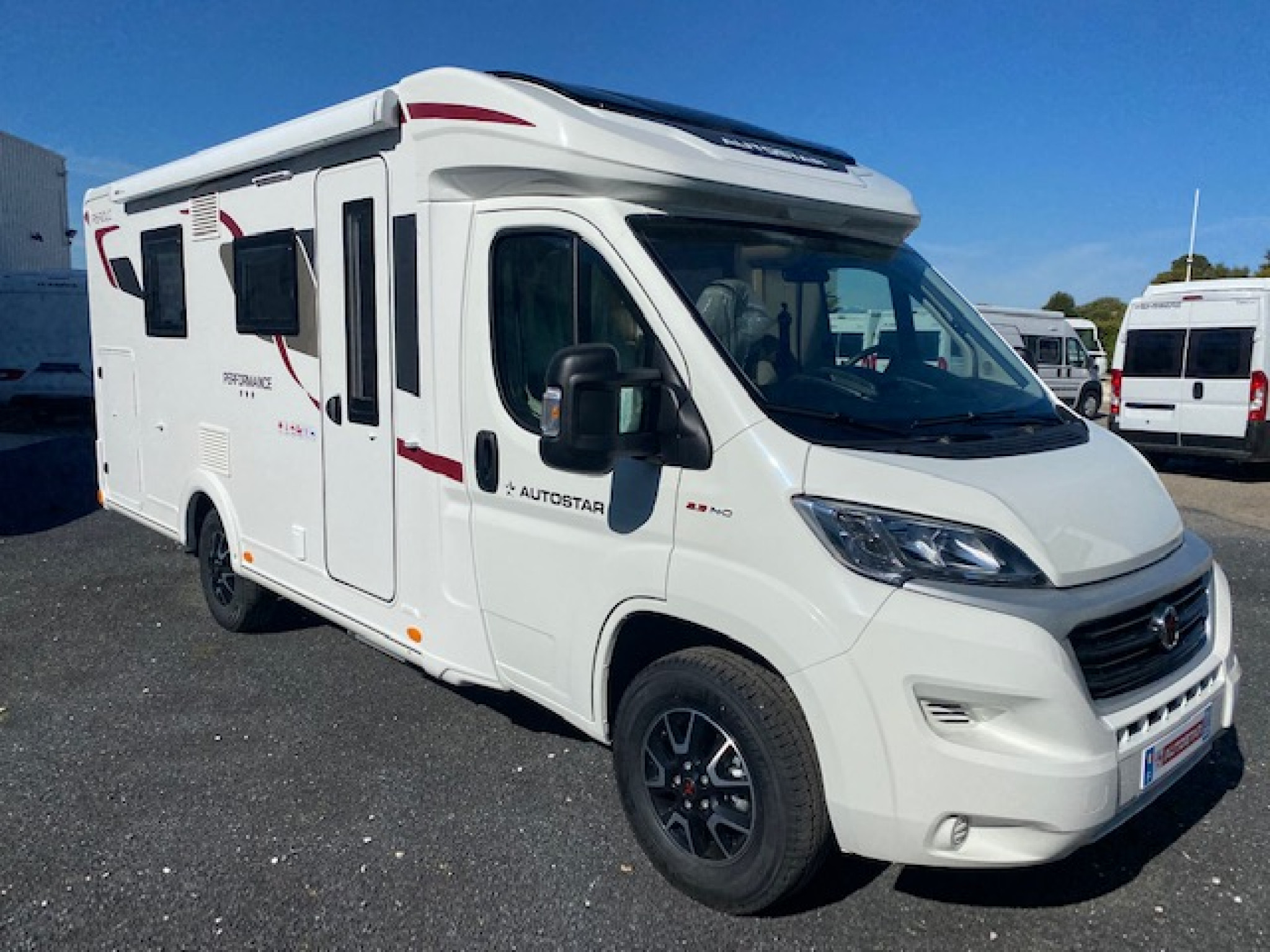 Camping-car AUTOSTAR PERFORMANCE P690LC