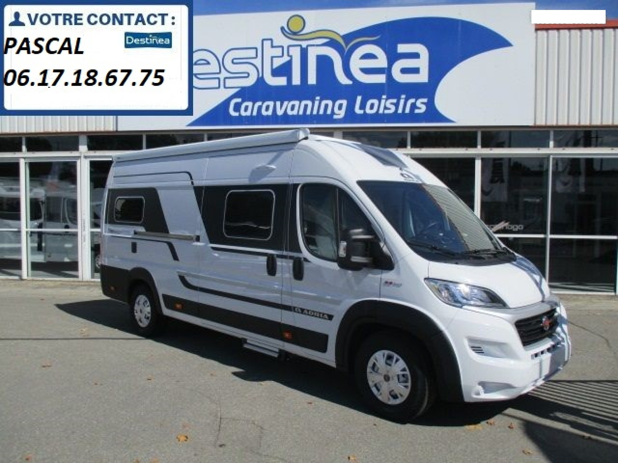 Camping-car ADRIA Adria twin 640 slb plus - lit jumeaux - collection