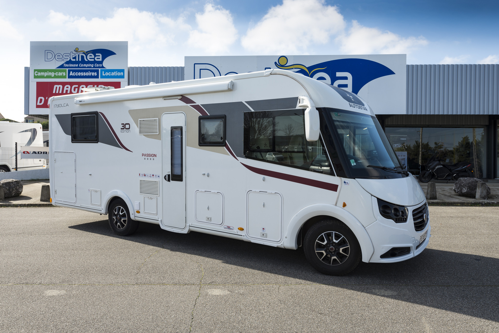 Camping-car AUTOSTAR I730 LCA PASSION 30TH EDITION - BVM6
