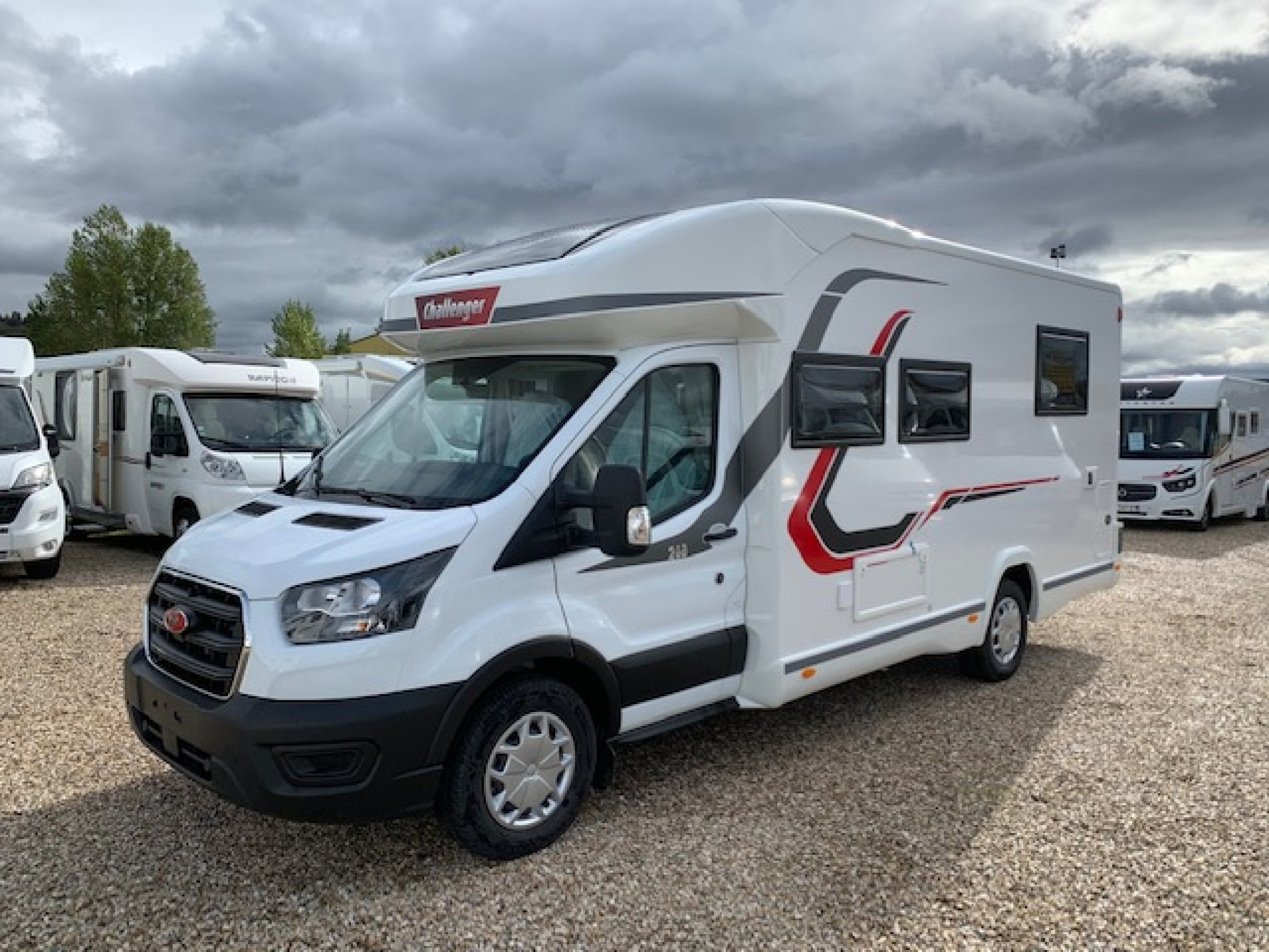 Camping-car CHALLENGER 268 START EDITION
