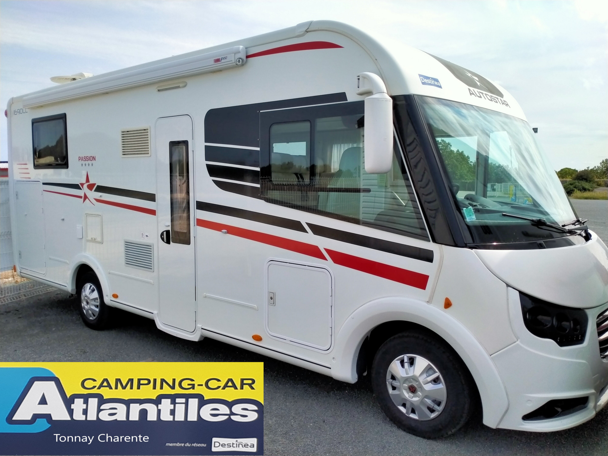 Camping-car AUTOSTAR I 690 LC Lift Passion
