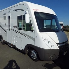 PILOTE REFERENCE G 690 LGR FIAT 2.3L 130CH INTÉGRAL 2013