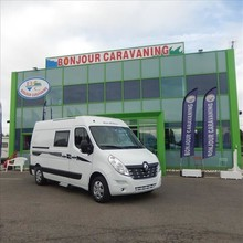 FONT VENDOME MASTERVAN XS RENAULT MASTER 2.3 DCI 130 CV FOURGON 2017