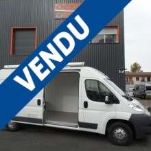 PEUGEOT BOXER A AMENAGER CTTV H2 L3 FOURGON 2013