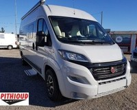 BURSTNER CITY CAR C 600 FOURGON 2018