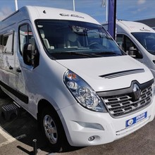 FONT VENDOME MASTERVAN XS RENAULT MASTER 2.3 DCI 130 CV FOURGON 2019