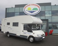 CHALLENGER 172 FORD TRANSIT 125 CAPUCINE 2002