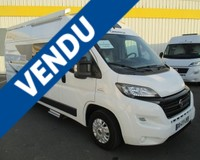 CHAUSSON V594 MAX EXCLUSIVE FOURGON 2015