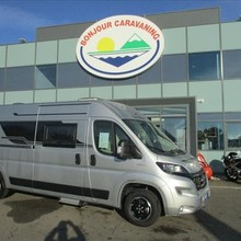 FONT VENDOME LEADER CAMP FIAT DUCATO 2.3L JTD 150CV FOURGON 2019