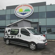 GOLD TRAVEL OPEL VIVARO 2 L CDTI 115 CH FOURGON 2013