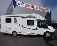 CHAUSSON BEST OF 30 FORD TRANSIT 2.2 TDCI 140 PROFILÉ 2014