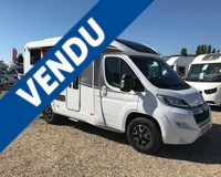 BURSTNER TRAVEL VAN 590G édition 30 PROFILÉ 2018