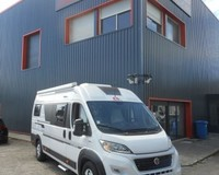 ADRIA TWIN 640 SLB PLUS FOURGON 2019