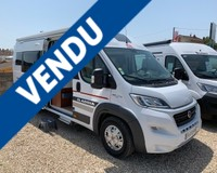 ADRIA TWIN 640 SLX FOURGON 2017