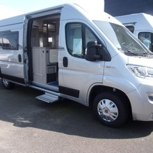 FONT VENDOME LEADER CAMP FIAT DUCATO 2.3 JTD 130CV FOURGON 2019