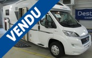 ADRIA 670 DC MATRIX PLUS PROFILÉ 2019