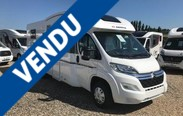 ADRIA MATRIX AXESS 670 SC PROFILÉ 2019