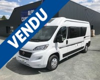 ADRIA TWIN PLUS 600 SPB FOURGON 2019