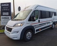 ADRIA Twin 640SLX FOURGON 2017