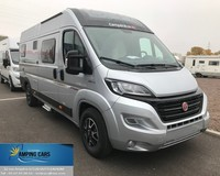 CAMPEREVE MAGELLAN 742 LIMITED FOURGON 2020