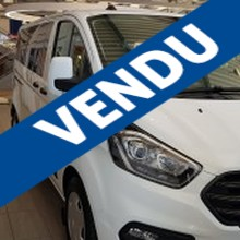 YATOO EXTREME FORD TRANSIT CUSTOM KOMBI  Série Yatoo Ed MULTI-USAGES 2020