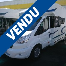 CHAUSSON FLASH 628  PROFILÉ 2015