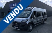 ADRIA TWIN SGX FOURGON 2019