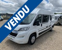 ADRIA TWIN AXESS 600 SP VAN 2020