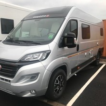 CAMPEREVE MAGELLAN 746 LIMITED  FOURGON 2020