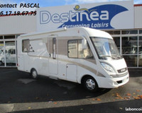 HYMER HYMER B598 - LIT CENTRAL - 6.99m - CHASSIS ALKO -  INTÉGRAL 2017