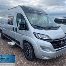 CAMPEREVE MAGELLAN 643 LIMITED  FOURGON 2021