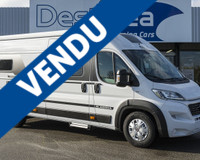 ADRIA 640 SLB - PLUS FOURGON 2021