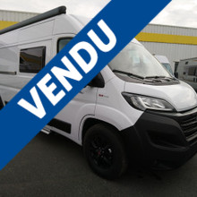 CHAUSSON V594 MAX FIRST LINE FOURGON 2021