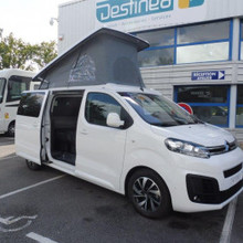 CAMPSTER CAMPSTER Boite auto 145 Cv VAN 2021