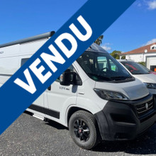 CHAUSSON V594 MAX FIRST LINE FOURGON 2022