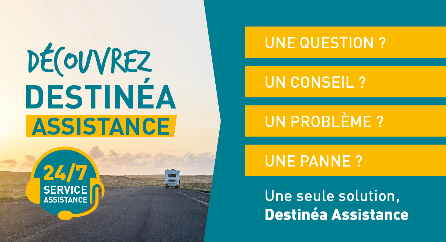 Destinea Assistance