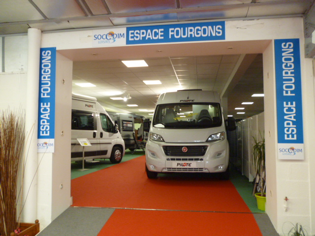 Espace Fourgons